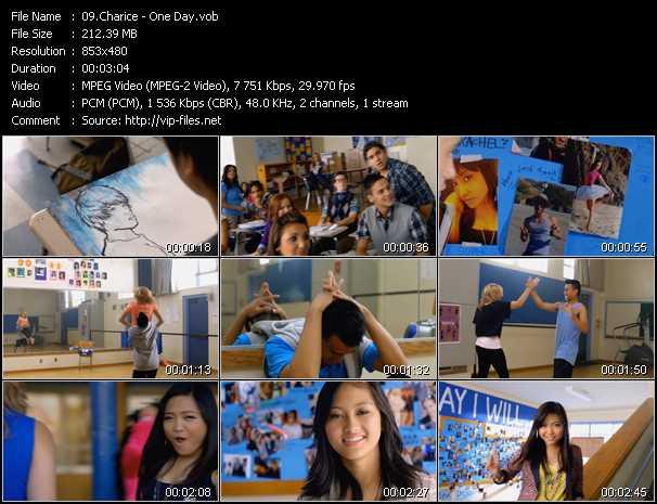 Charice video screenshot