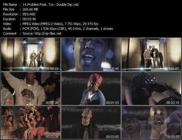 Problem Feat. Tys video screenshot