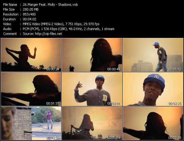 Marger Feat. Molly video screenshot