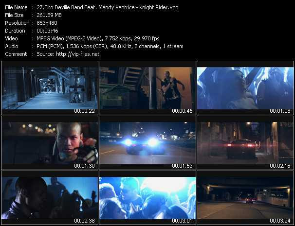 Tito Deville Band Feat. Mandy Ventrice video screenshot