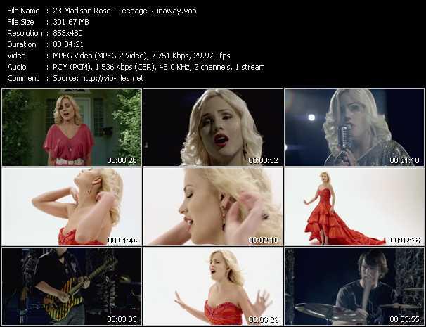 Madison Rose video screenshot