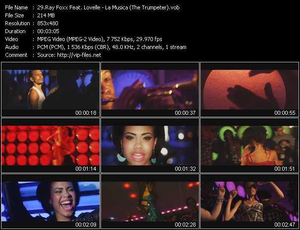 Ray Foxx Feat. Lovelle video screenshot