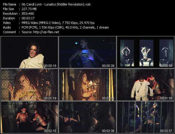 Candi Lynn video screenshot