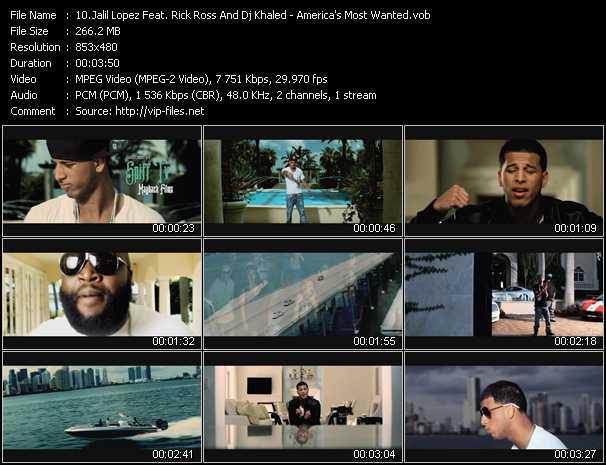 Jalil Lopez Feat. Rick Ross And Dj Khaled video screenshot