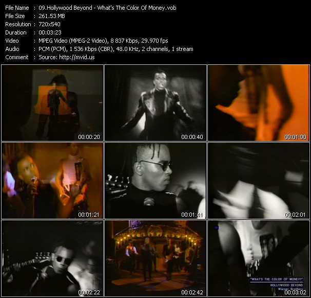 Hollywood Beyond video screenshot