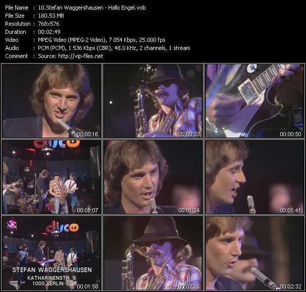 Stefan Waggershausen video screenshot