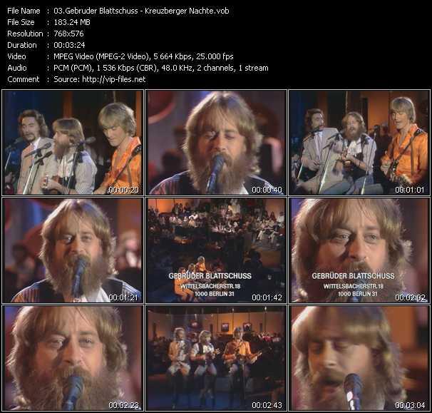 Gebruder Blattschuss video screenshot