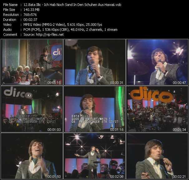 Bata Illic video screenshot