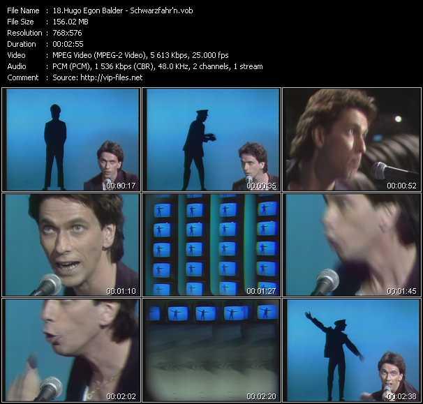 Hugo Egon Balder video screenshot