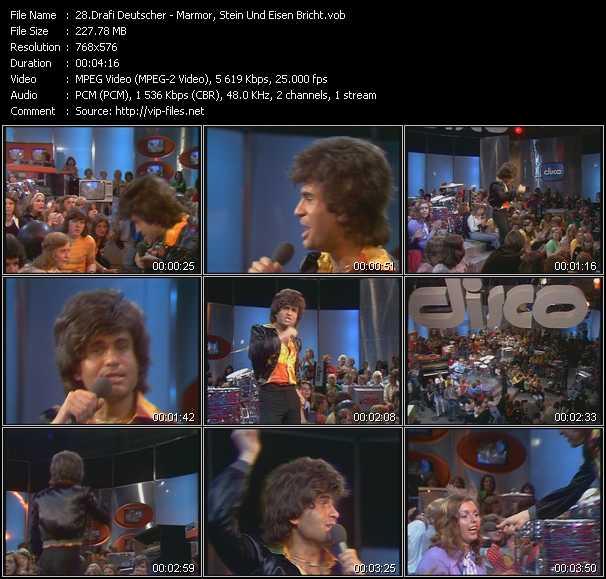Drafi Deutscher video screenshot