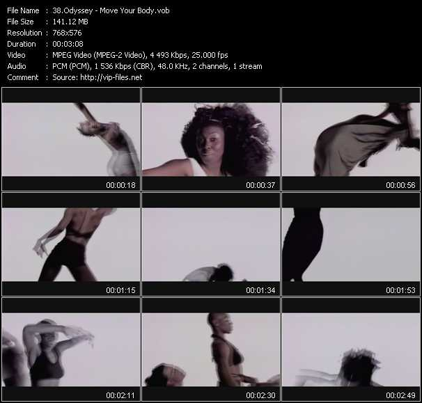Odyssey video screenshot