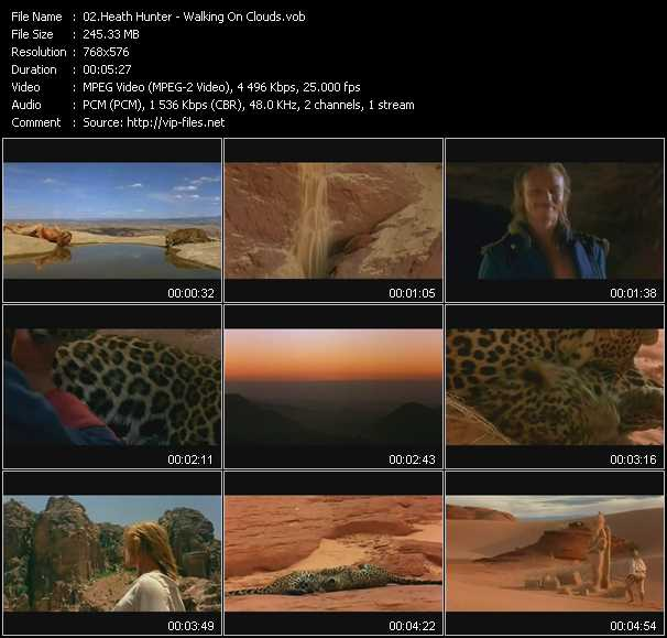 Heath Hunter video screenshot