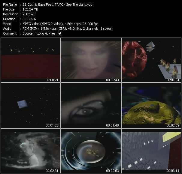 Cosmic Base Feat. TAMC video screenshot