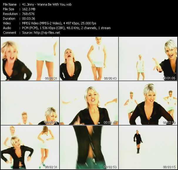 Jinny video screenshot
