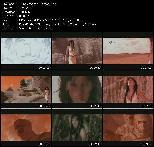 Nomansland video screenshot