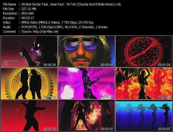 video Tik Tok (Chuckie And R3hab Remix) screen