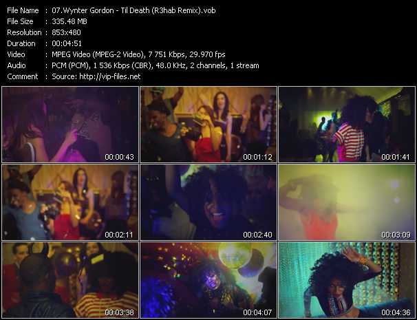 video Til Death (R3hab Remix) screen