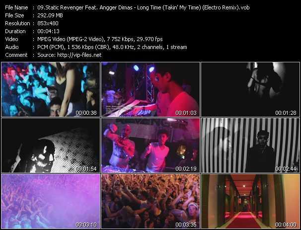 Static Revenger Feat. Angger Dimas video screenshot