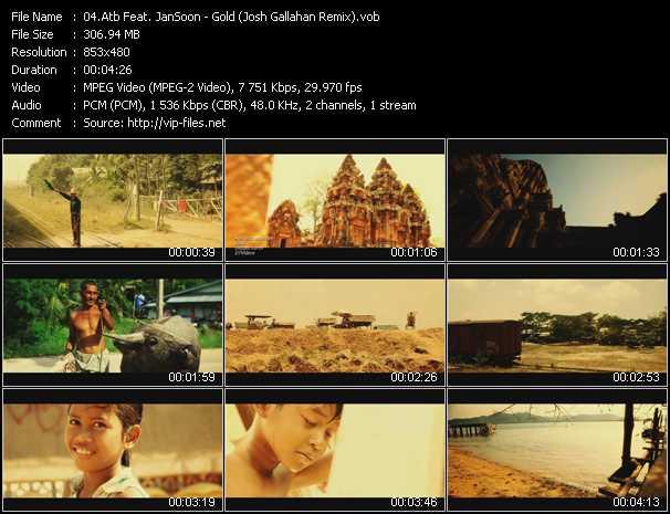 Atb Feat. JanSoon video screenshot
