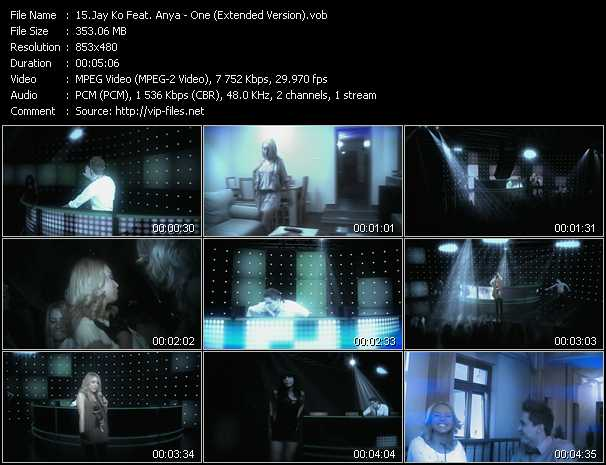 Jay Ko Feat. Anya video screenshot
