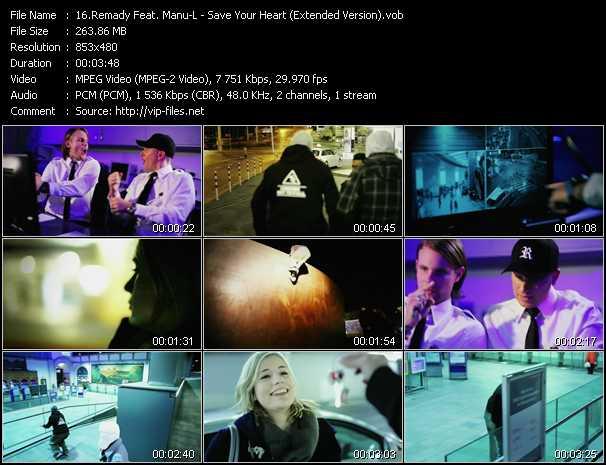 Remady Feat. Manu-L video screenshot