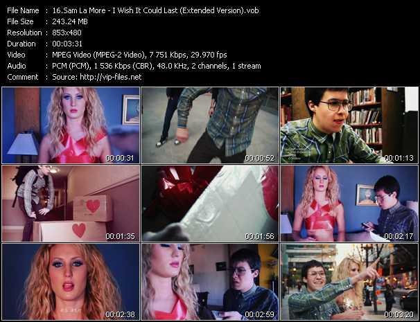 Sam La More video screenshot