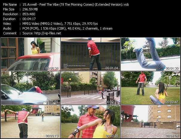 Axwell video screenshot
