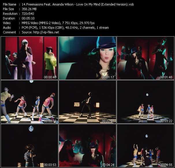 Freemasons Feat. Amanda Wilson video screenshot