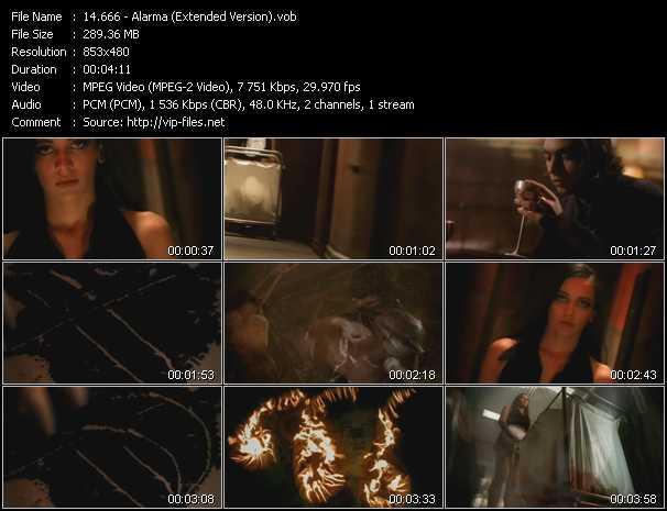 666 video screenshot