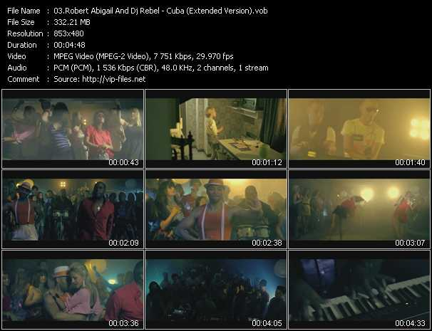 Robert Abigail And Dj Rebel video screenshot