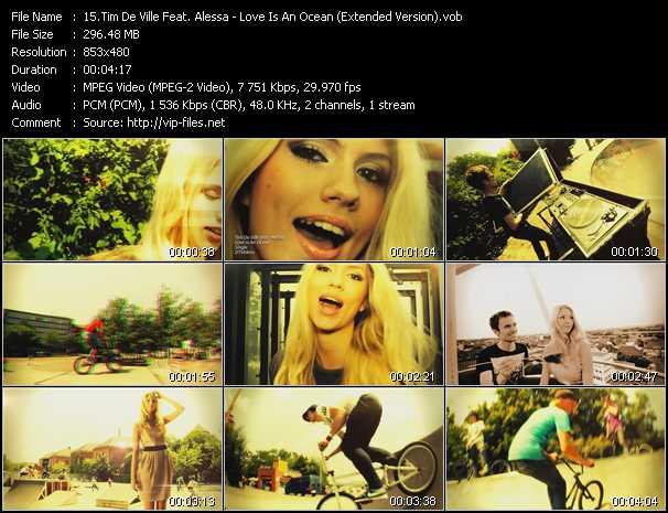 Tim De Ville Feat. Alessa video screenshot
