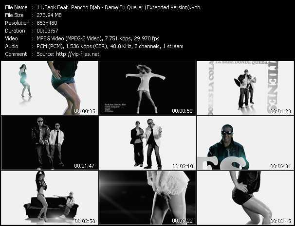 Saok Feat. Pancho Bjah (Pancho Bi Jah) video screenshot
