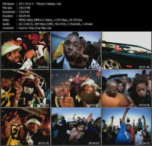 T.W.D.Y. video screenshot