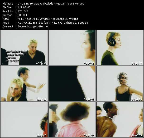 Danny Tenaglia And Celeda video screenshot