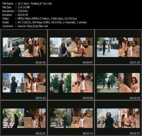 3 Jays video screenshot