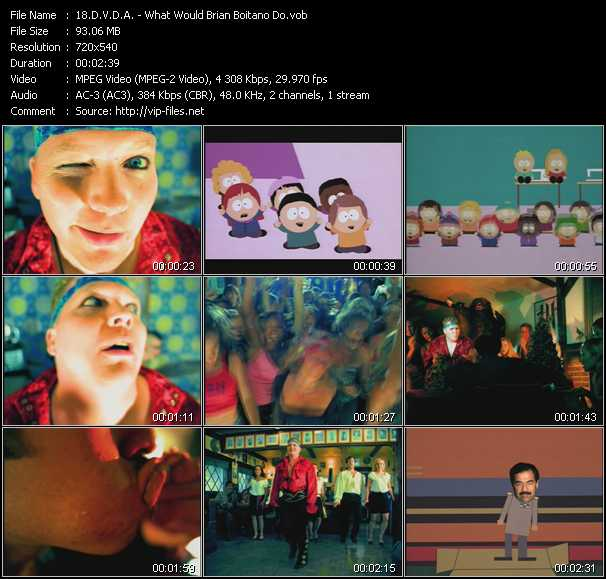 D.V.D.A. video screenshot