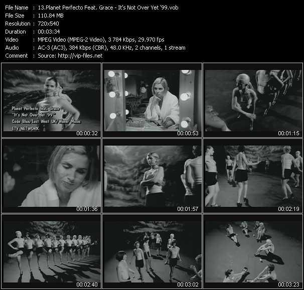Planet Perfecto Feat. Grace video screenshot