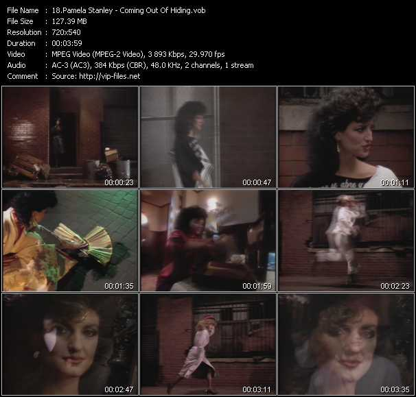 Pamela Stanley video screenshot