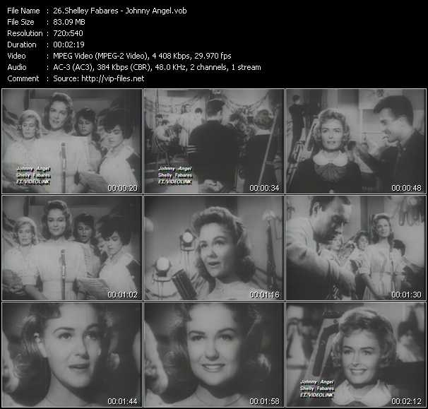 Shelley Fabares video screenshot