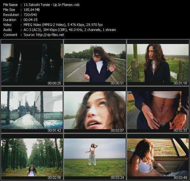 Satoshi Tomiie video screenshot