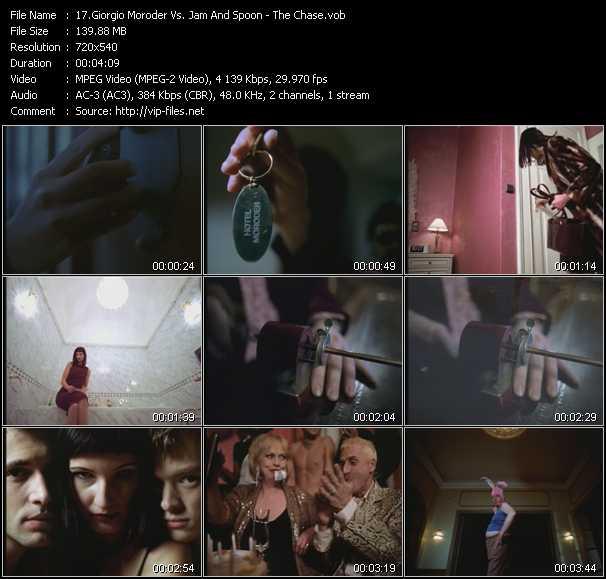 Giorgio Moroder Vs. Jam And Spoon video screenshot