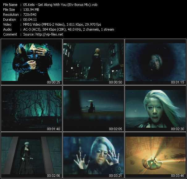 video Get Along With You (ETV Bonus Mix) screen
