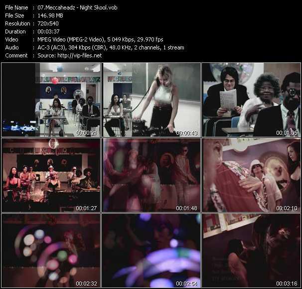 Meccaheadz video screenshot