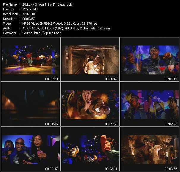 Lox video screenshot
