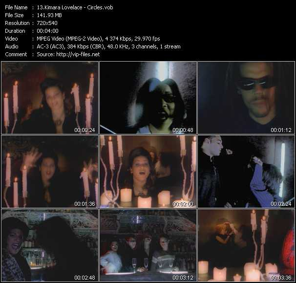 Kimara Lovelace video screenshot