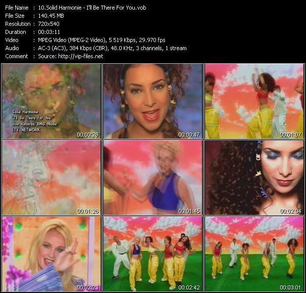 Solid Harmonie video screenshot