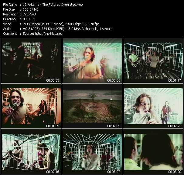 Arkarna video screenshot
