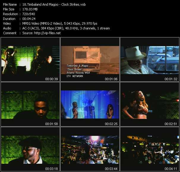 Timbaland And Magoo video screenshot