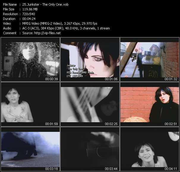 Junkster video screenshot