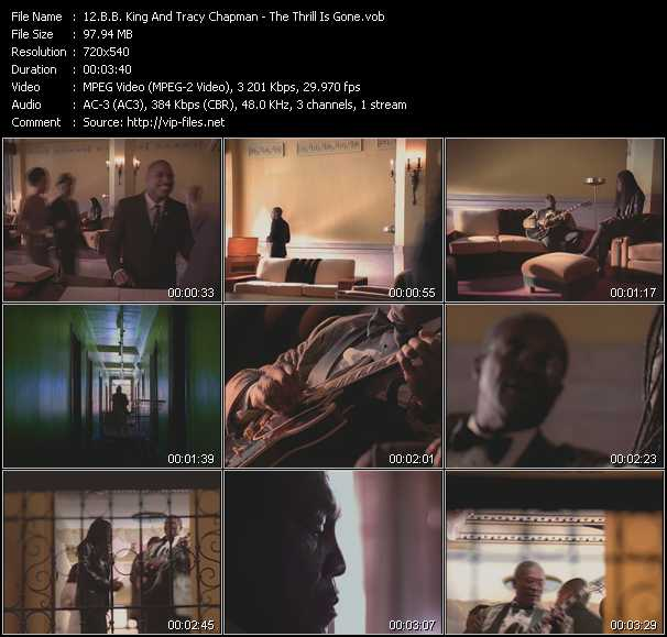 B.B. King And Tracy Chapman video screenshot
